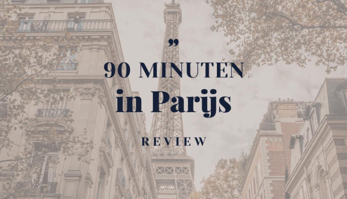90 minuten in parijs